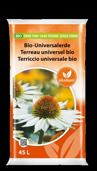 Bio Universalerde ohne Torf 45 L