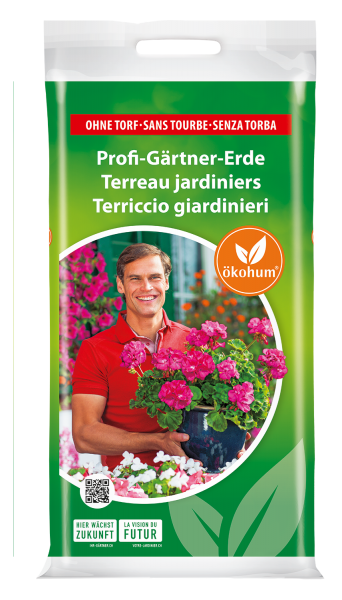 Profi-Gärtner-Erde ohne Torf 15 L