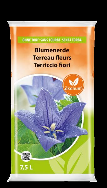 Blumenerde ohne Torf 7.5 L
