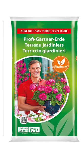 Profi-Gärtner-Erde ohne Torf 45 L