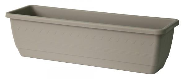 Balkonkiste 60 cm Inis Taupe